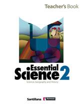 Essential Science  TB Level 2
