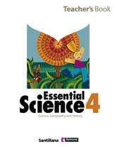 Essential Science  TB Level 4