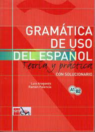 Gramatica De Uso Del Espanol Para Extranjeros