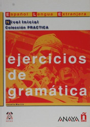 Ejercicios de gramatica Nivel Inicial