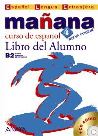 Manana 4 Libro del Alumno + D