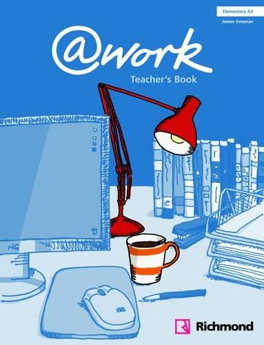 @Work Elem Teacher'S Book