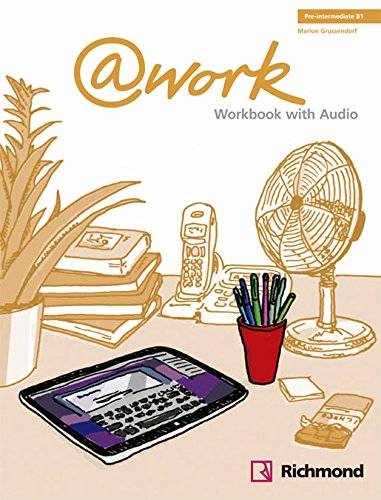 @Work Pre-Intermediate Workbook Pack