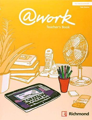 @Work Pre-Int Teacher'S Book