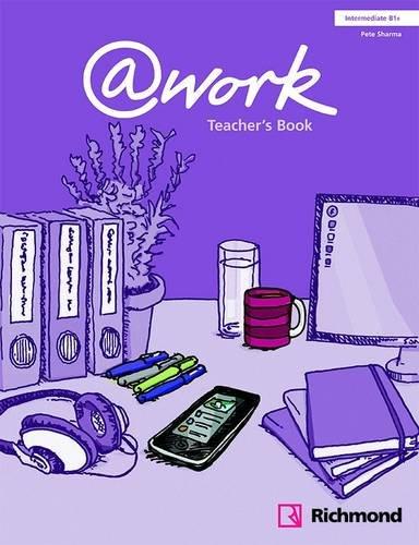 @Work Int  Teacher'S Book