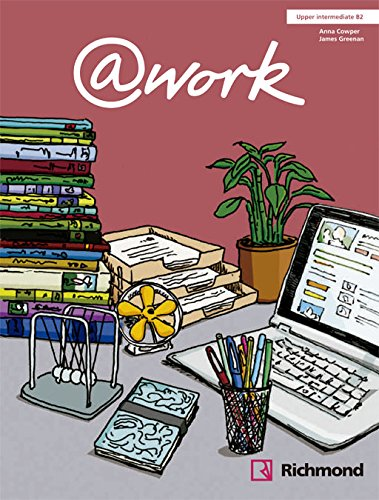 @Work Upp-Int Student'S Book With Access Code