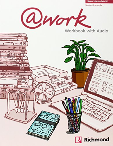 @Work Upper Intermediate  Workbook Pack