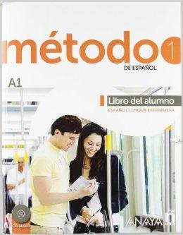 Metodo de espanol 1 - Libro del alumno + CD