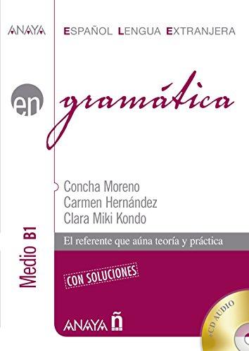 Gramatica Nivel medio B1+ CD