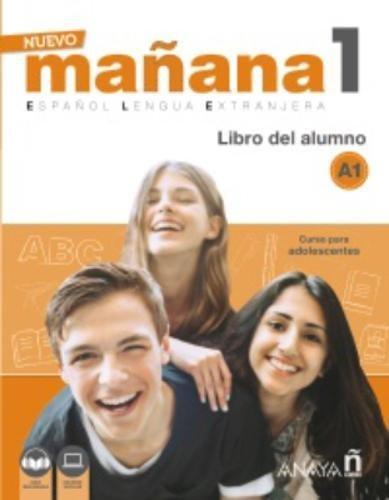 Nuevo Manana 1 - Libro del alumno A1+audio