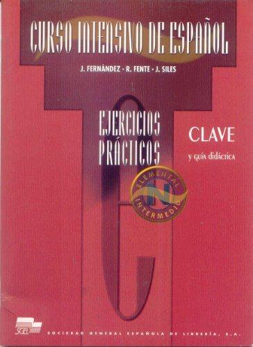 Curso intensivo de espanol elem- int Clave