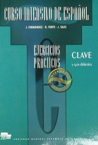 Curso intensivo de espanol interm- superor Clave