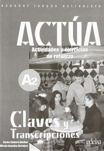 Actua A2 - Claves