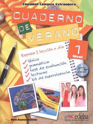 Cuaderno de Verano + CD Nivel 1