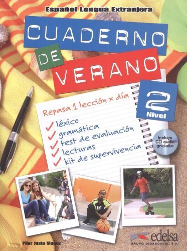 Cuaderno de Verano + CD Nivel 2