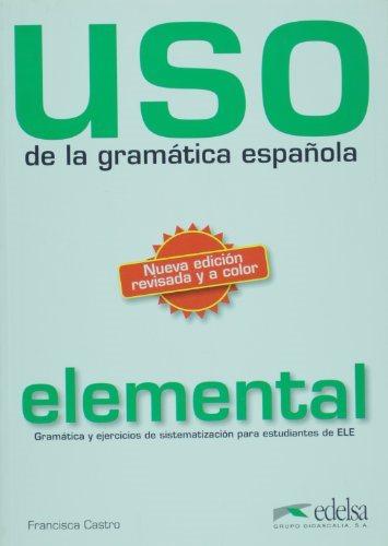 Uso Gramatica Elemental 2010 Libro