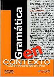 Gramatica en Contexto. Alumno