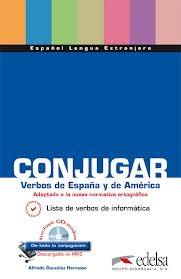 Conjugar. Verbos de Espana y America