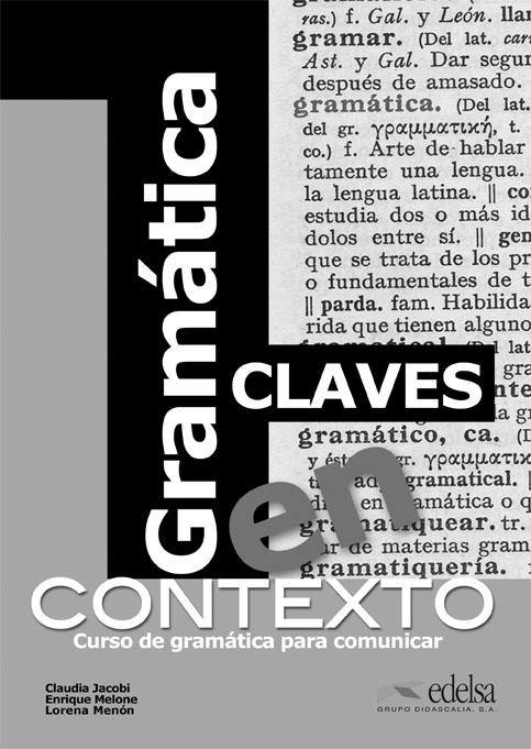 Gramatica en Contexto. Claves