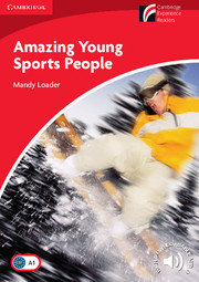 Amazing Young Sports People: Paperback
