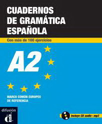 Gramatica espanola A2+CD Cuaderno