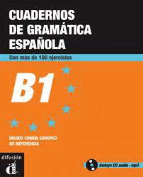 Gramatica espanola B1+CD Cuaderno