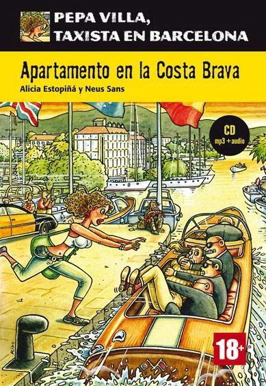 Apartamento en la costa brava +CD