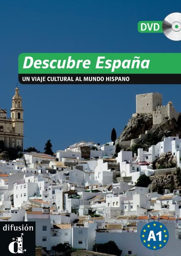 Descubre Espana +DVD