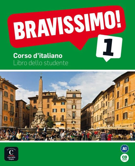 Bravissimo 1 Libro + CD audio