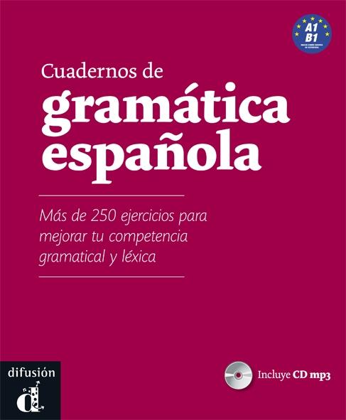 Gramatica espanola A1-B1 +CD Cuaderno