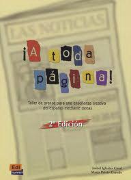 A Toda Pagina! - Libro