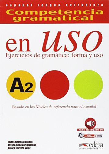 Competencia Gramatical en USO A2 Ed 2015