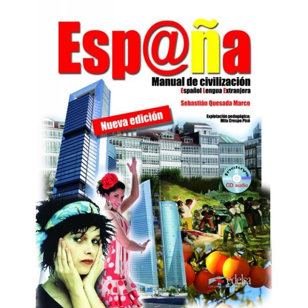 Espana Manual De Civilizacion Libro +D