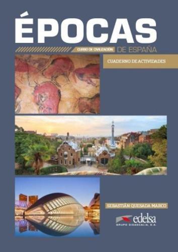 Epocas de Espana - cuaderno