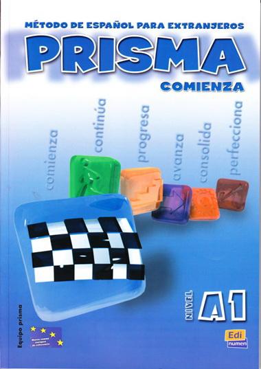 Prisma A1  (Comienza) – Libro Del Alumno