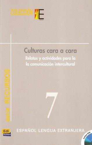 Culturas Cara A Cara. Relatos Y Actividades Para La Comunicacion Intercultural - Libro + DVD