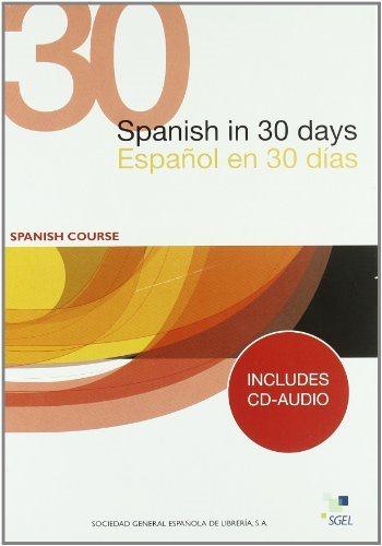 Espanol En 30 Dias +D