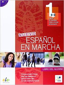 Nuevo Espanol en marcha 1 - Libro del alumno + CD
