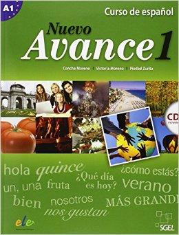 Nuevo Avance 1 Libro del alumno +CD