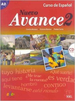 Nuevo Avance 2 Libro del alumno +CD