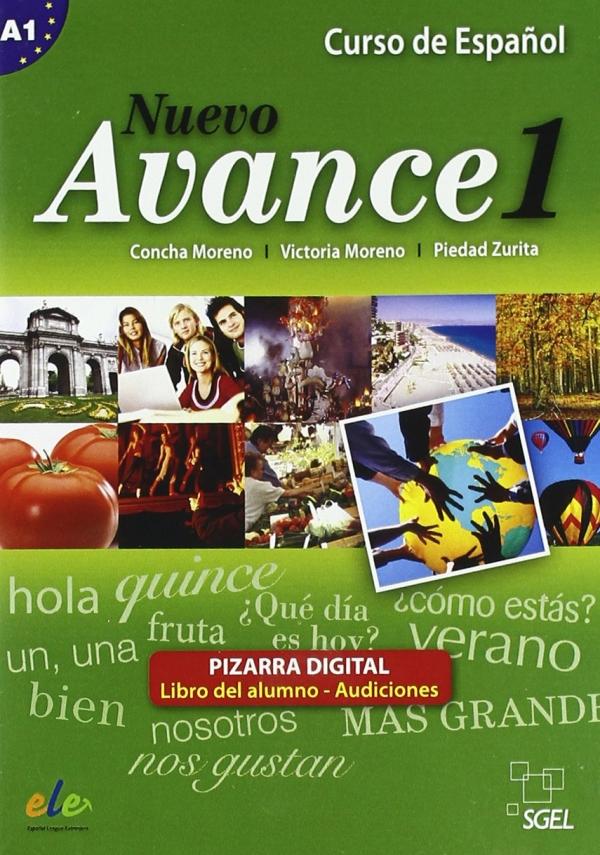 Nuevo Avance 1 Pizarra Digital