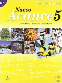 Nuevo Avance 5 Libro del alumno +D