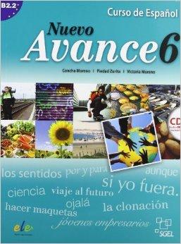 Nuevo Avance 6 Libro del alumno +D
