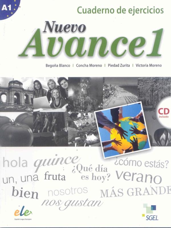 Nuevo Avance 1 cuaderno de ejercicios +CD