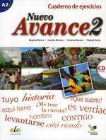 Nuevo Avance 2 - Cuaderno de Ejercicios + D