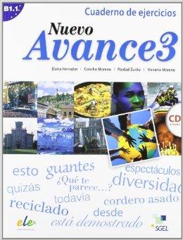 Nuevo Avance 3 - Cuaderno de Ejercicios