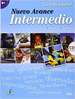 Nuevo Avance intermedio Libro + CD