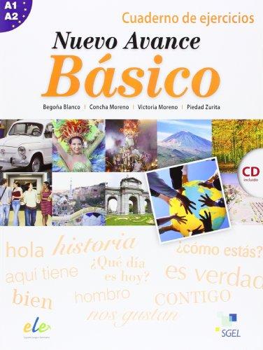 Nuevo Avance Basico Cuaderno de ejercicios + CD ***