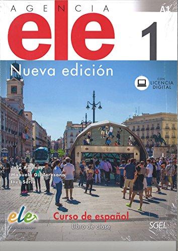 Agencia ELE 1 Nueva edicion Libro del alumno + @