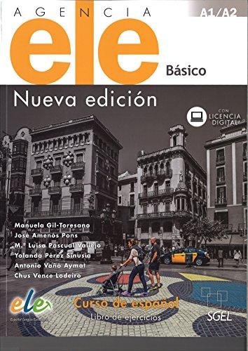Agencia ELE Basico NED Cuaderno de ejercicios + @